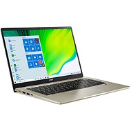 Acer Swift 1 Safari Gold kovový - Notebook