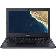 Acer TravelMate TMB118-M Black - Notebook