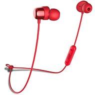 Niceboy HIVE E2 červené - Bezdrôtové slúchadla