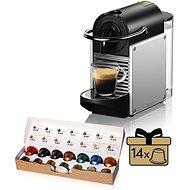 NESPRESSO De'Longhi EN 124 S - Capsule Coffee Machine