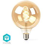 NEDIS WiFi inteligentná žiarovka E27 WIFILT10GDG125 - Žiarovka