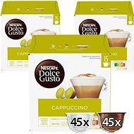 Nescafé Dolce Gusto Cappuccino 30 ks × 3 - Kávové kapsuly
