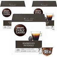 NESCAFÉ Dolce Gusto Espresso Intenso, 3 balenia - Kávové kapsuly