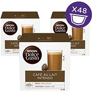 Nescafé Dolce Gusto Café Au Lait Intenso 16 ks × 3 - Kávové kapsuly