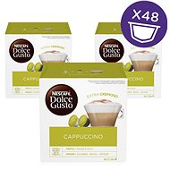 Nescafé Dolce Gusto Cappuccino 16 ks × 3 - Kávové kapsuly