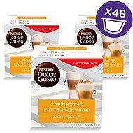 Nescafé Dolce Gusto White Mix Box 3× 16 ks - Kávové kapsuly