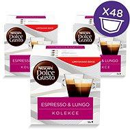 Nescafé Dolce Gusto Black Mix Box 3× 16 ks - Kávové kapsuly