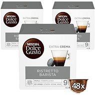 NESCAFÉ Dolce Gusto Espresso Barista, 3 balenia - Kávové kapsuly