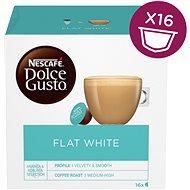 NESCAFÉ Dolce Gusto FLAT WHITE 16 ks - Kávové kapsuly