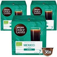 NESCAFÉ Dolce Gusto Mexico, 3 balenia - Kávové kapsuly