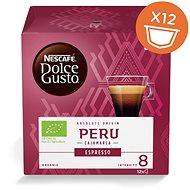 NESCAFÉ Dolce Gusto Peru Cajamarca Espresso 12 ks - Kávové kapsuly