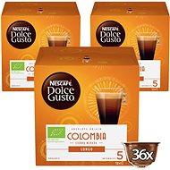 NESCAFÉ Dolce Gusto Colombia Sierra Nevada Lungo 12 ks × 3 - Kávové kapsuly