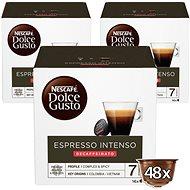 NESCAFÉ Dolce Gusto Espresso Intenso Decaffeinato, 3 balenia - Kávové kapsuly