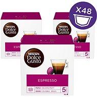 Nescafé Dolce Gusto Espresso 16 ks × 3 - Kávové kapsuly