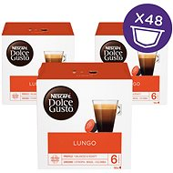 NESCAFÉ Dolce Gusto Caffé Lungo, 3 balení - Kávové kapsuly