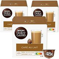 NESCAFÉ Dolce Gusto Café Au Lait, 3 balení - Kávové kapsuly