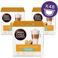 NESCAFÉ Dolce Gusto Latte Macchiato bez cukru, 3 balenia