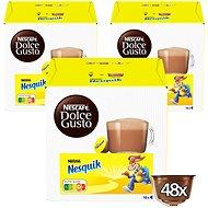NESCAFÉ Dolce Gusto Nesquik, 3 balení - Kávové kapsuly
