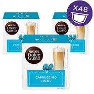 Nescafé Dolce Gusto Cappuccino Ice 16 ks × 3 - Kávové kapsuly