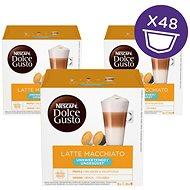 NESCAFÉ Dolce Gusto Latte Macchiato Unsweetened 3 balenia - Kávové kapsuly