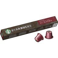 Starbucks® by Nespresso® Sumatra 10 ks - Kávové kapsuly