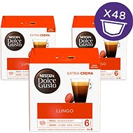 NESCAFÉ Dolce Gusto Caffe Lungo 3 balenia - Kávové kapsuly