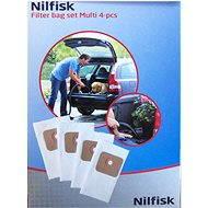 Nilfisk Sada prachových vrecúšok, 4 ks - Vrecká do vysávača