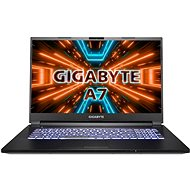 GIGABYTE A7 X1 - Herný notebook