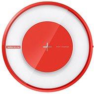 Nillkin Magic Disc 4 Red - Bezdrôtová nabíjačka