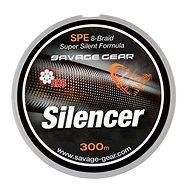 Savage Gear HD8 Silencer Braid 300m Zelená - Šnúra