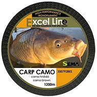Sema Carp Camo Brown 1200 m - Vlasec
