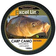 Sema Carp Camo Green 1200 m - Vlasec