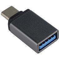 PremiumCord USB 3.1 Type-C (M) - USB 3.1 A (F) - Redukcia