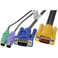 ATEN 2L-5202P 2 m - Dátový kábel