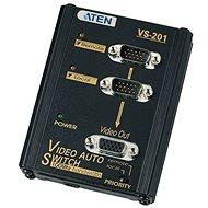 ATEN Elektronický VGA prepínač 2:1 - Prepínač