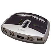 Aten USB 2.0 přepínač 4:1, US421A - Digitálny prepínač