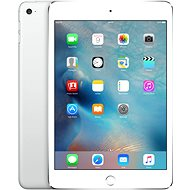 iPad mini 4 s Retina displejom 128 GB WiFi Silver - Tablet