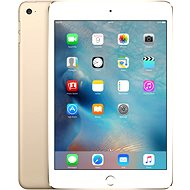 iPad mini 4 s Retina displejom 128 GB WiFi Gold - Tablet
