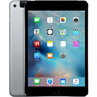 iPad mini 4 s Retina displejom 128GB Cellular Space Gray - Tablet