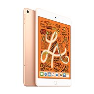 iPad mini 64GB Cellular Zlatý 2019 - Tablet