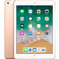 iPad 128 GB WiFi Cellular Zlatý 2018 - Tablet