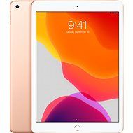 iPad 10.2 128GB WiFi Cellular Zlatý 2019 - Tablet