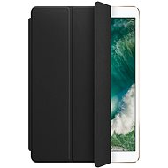 "Leather Smart Cover iPad 10.2"" 2019 a iPad Air 10.5"" Black - Puzdro na tablet"