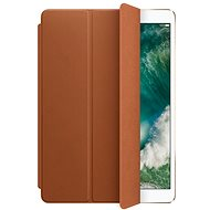 "Leather Smart Cover iPad 10.2"" 2019 a iPad Air 10.5"" Saddle Brown - Puzdro na tablet"