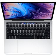 "MacBook Pro 13"" Retina ENG 2018 s Touch Barom Strieborný - MacBook"