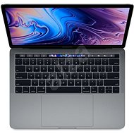 "MacBook Pro 13"" Retina US 2019 s Touch Barom Vesmírne sivý - MacBook"