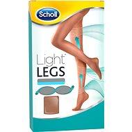 SCHOLL Light Legs 20DEN kompresné pančuchové nohavice telové XL