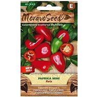 Semená Paprika zeleninová mini RELA
