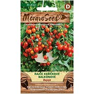 Semená Rajčiak kríčkový balkónový BAJAJA, červený