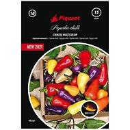 Paprička chilli CHINESE MULTICOLOR - Semená